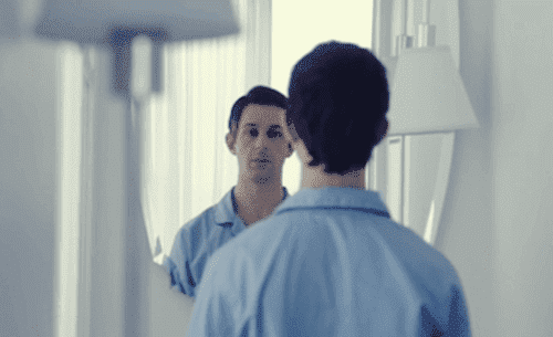 Spiegelexposure-therapie en werkzaamheid