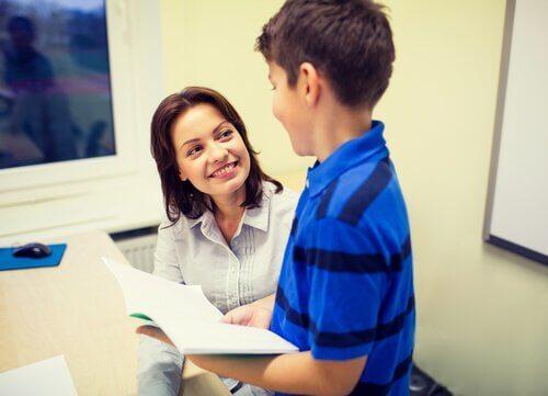 belang van een onderwijspsycholoog leerling en leraar