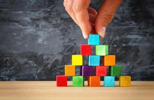 De vijf niveaus van de piramide van Maslow