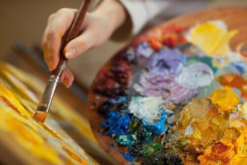 Zes vormen van kunsttherapie voor volwassenen