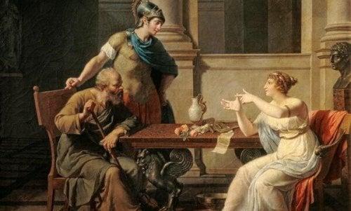 Socrates Xantippe