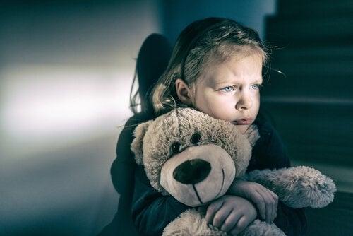 Een reactieve hechtingsstoornis: het verwaarloosde kind