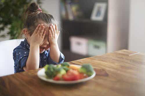 Heb je wel eens gehoord van voedselneofobie?