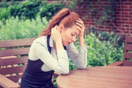 vrouw stressmanagement