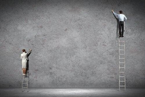 Vrouwendiscriminatie en leiderschap