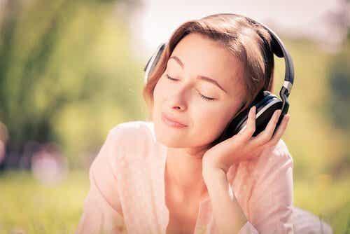 Zeven liedjes die angst verminderen