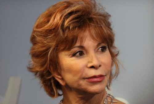 Het leven van Isabel Allende, een uitzonderlijke schrijfster