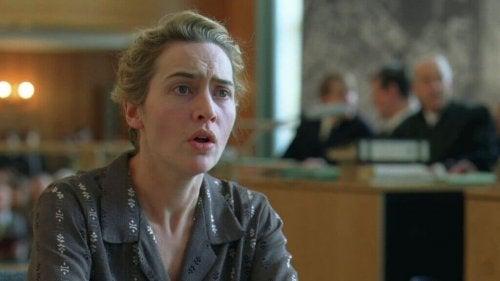 Hanna tijdens de rechtszaak