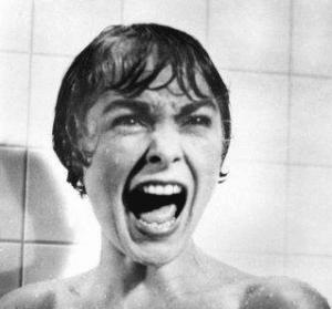 Scene uit Psycho