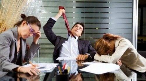 De werkzombie: wat wordt daar precies mee bedoeld?