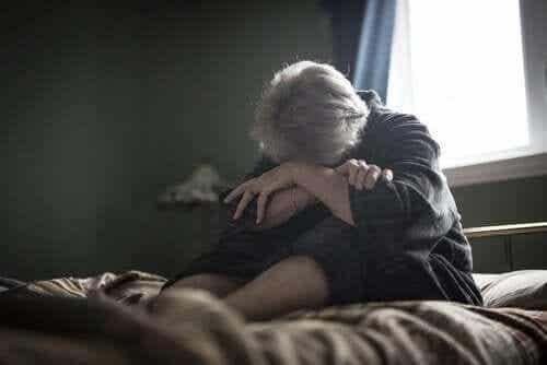 De kenmerken van depressie bij oudere volwassenen