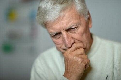 Depressie bij oudere volwassenen