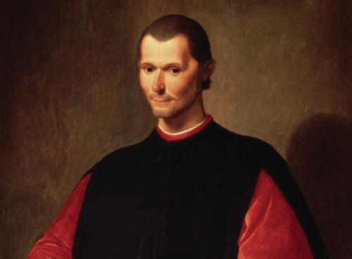 Vijf citaten van Niccoló Machiavelli
