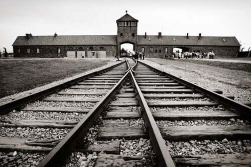 Het concentratiekamp Auschwitz