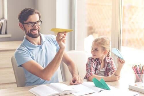Afleidingsmethode bij kinderen toepassen