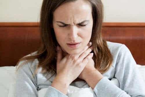 Hysterische afonie: een conversiestoornis