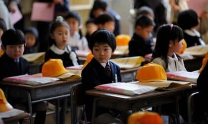 De drie sleutels tot discipline in Japan
