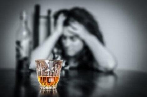 Antidepressiva en alcohol