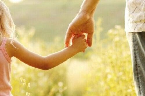 De verbinding met het kind
