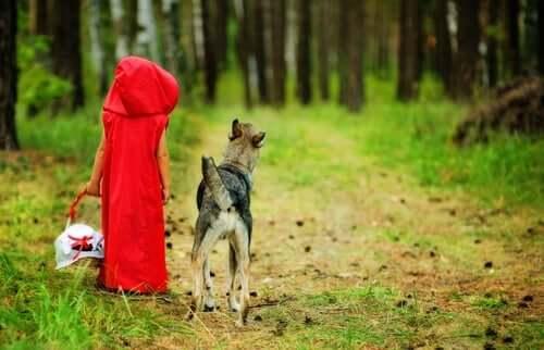 Waarom de wolf in Roodkapje niet slecht is