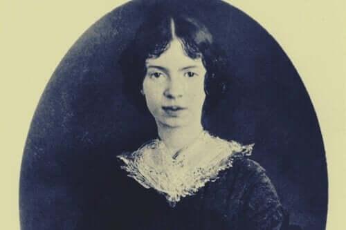 Een foto van Emily Dickinson