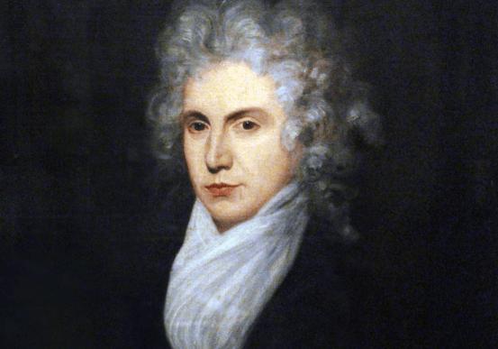 Mary Wollstonecraft op latere leeftijd