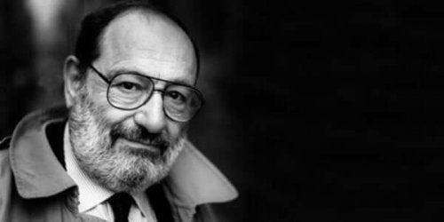 Umberto Eco: schrijver en filosoof