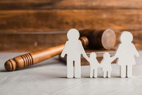 De juridische aspecten van gezamenlijke voogdij