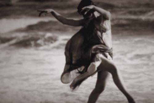 De vroege levensjaren van Isadora Duncan