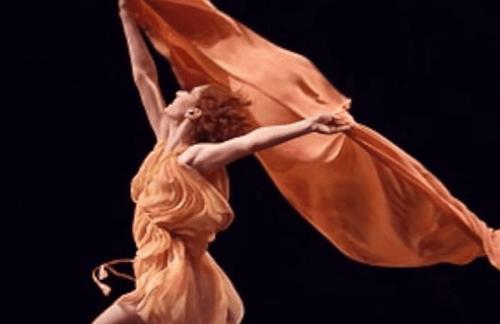 Revolutie in de dans