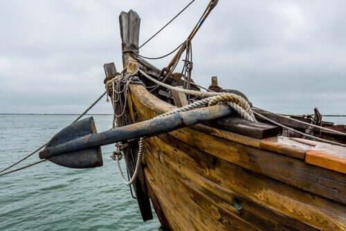 Het schip van Ferdinand Magellaan