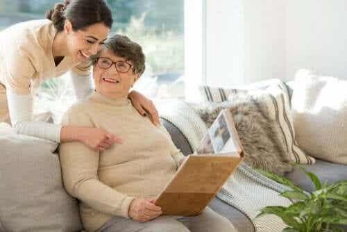Niet-farmacologische therapie voor dementie