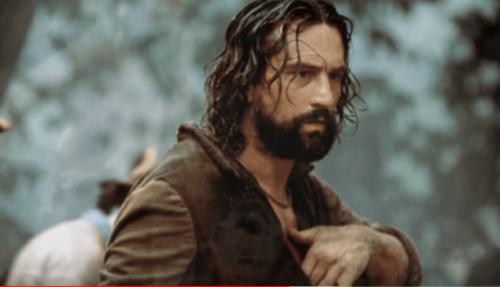 Een scene uit de film The Mission uit 1986