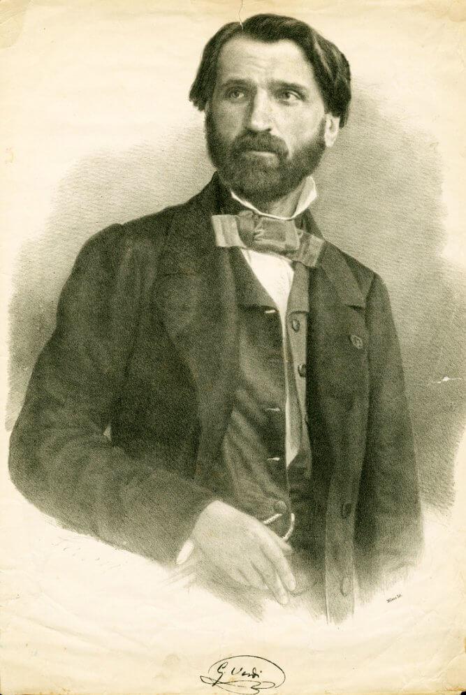 Wie was Giuseppe Verdi