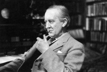 J.R.R. Tolkien: een leven in boeken