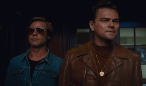 Once upon a time in Hollywood van Tarantino