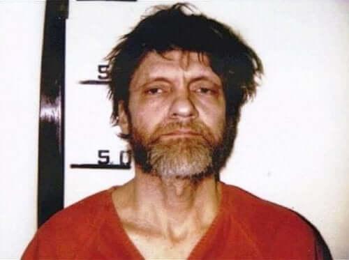 Er zijn veel murderabilia van Ted Kaczynski verkocht
