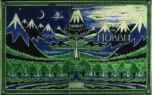 De Hobbit van J.R.R. Tolkien
