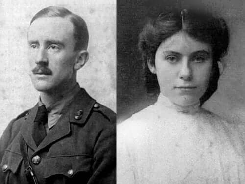 J.R.R. Tolkien en Edith