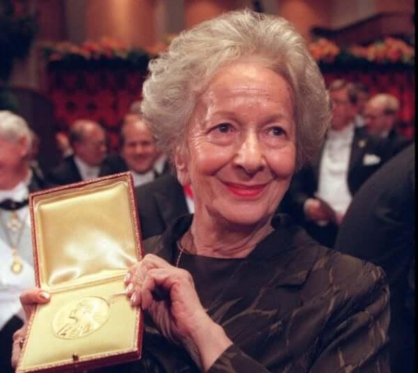 Wisława Szymborska en haar nobelprijs