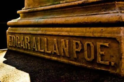 Boek van Edgar Allan Poe