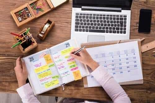 Hoe kan ik mijn tijd beter organiseren?