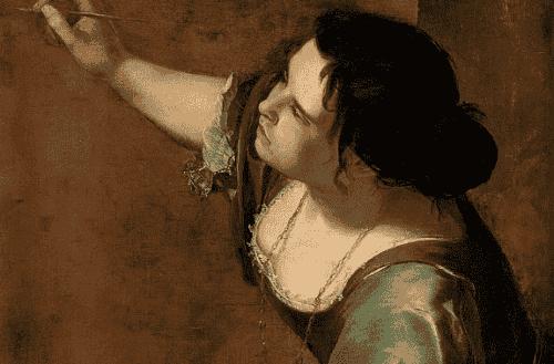 Artemisia Gentileschi: biografie van een barokschilderes