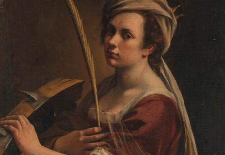 Schilderij van Artemisia Gentileschi