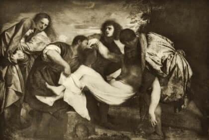 Schilderij van Titiaan