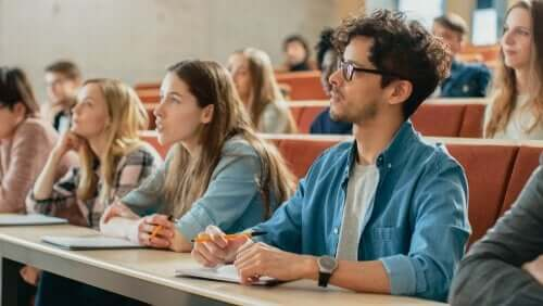 Het universiteitsleven is niet wat het lijkt