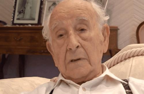 Chaim Ferster: een man die aan de dood ontsnapte