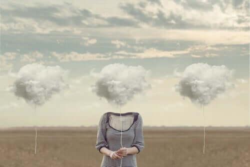 Irrationele gedachten zijn geen negatieve gedachten