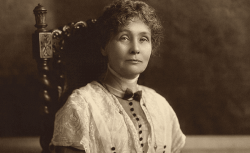 Emmeline Pankhurst en de suffragettebeweging