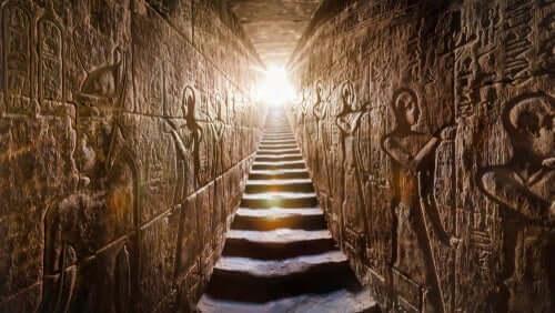 Hiëroglyfen zijn onderdeel van de Egyptische cultuur